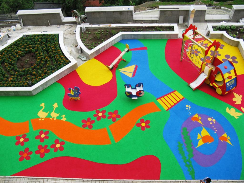 Карусели для детских площадках